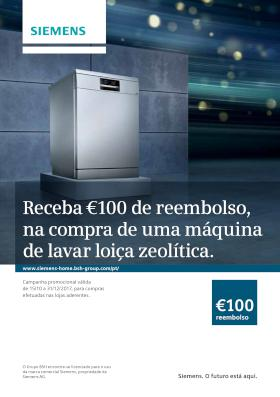 Resultado de imagem para siemens zeolitica 100 euros